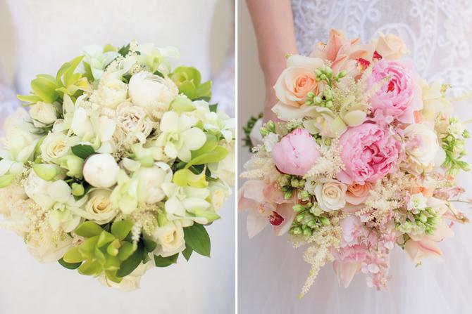 4 bouquets que vão do clássico ao tropical