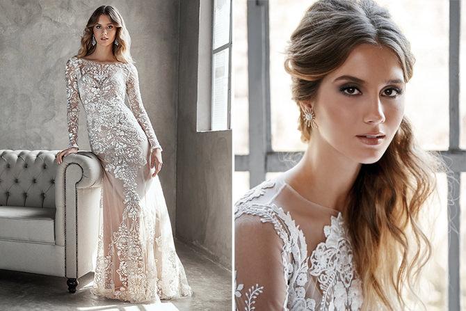 8 vestidos de noiva com detalhes contemporâneos