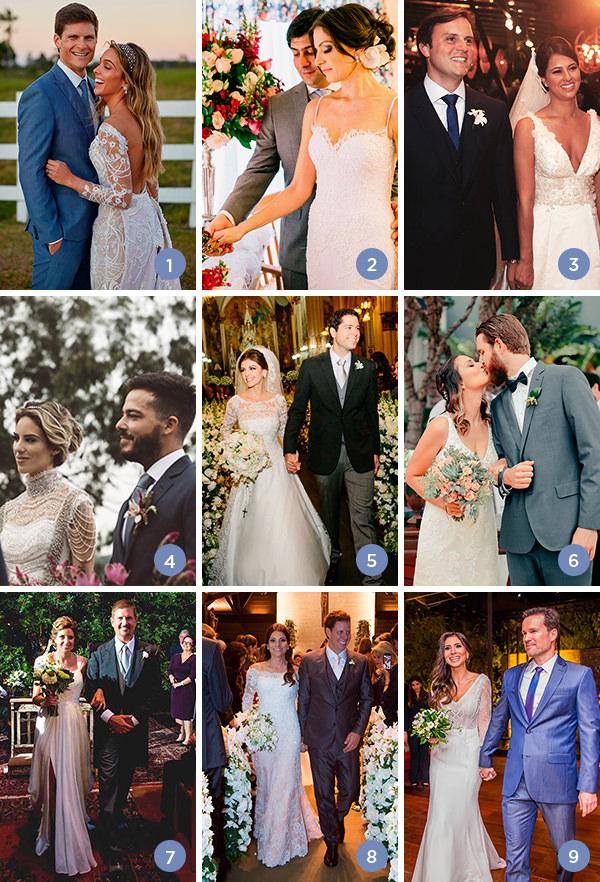 Retrospectiva 2017: casamentos em casa