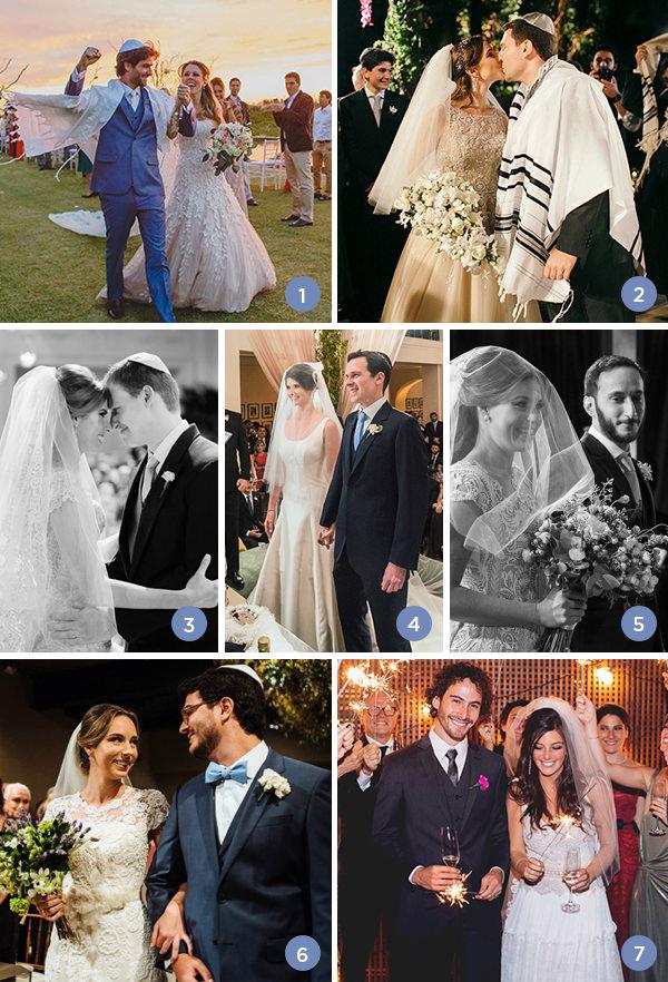 Retrospectiva 2017: casamentos judaicos