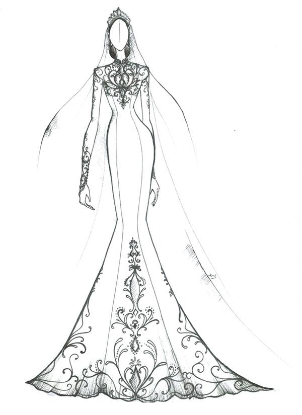 Vestidos Lindos Renda