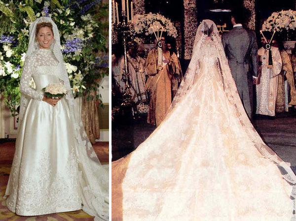 Os 10 Vestidos De Noiva Mais Bonitos Das Princesas